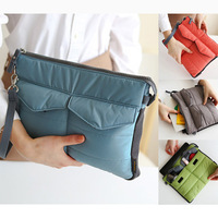 Multifunction Pouch Bags Woman Men Handbags Fashion 2014 Designers Women Men For Ipad Digital Cosmetics Bags 28x21cm
