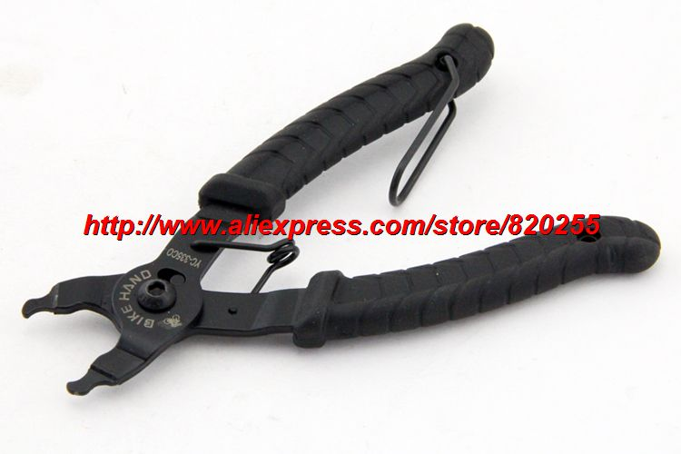 New Bicycle Bike Cycle Chain Missing Master Link Connector open-close Plier Tool(China (Mainland))