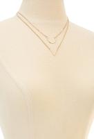 2014 new fashion women  V  shape  necklace wholesale