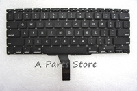 """3pcs NEW US Keyboard without backlight for Macbook Air 11""""  A1465 A1370  2010-2014"""