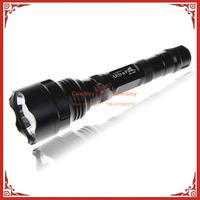 UltraFire WF-500 9V Xenon 500 Lumens Outdoor Tactical Flashlight