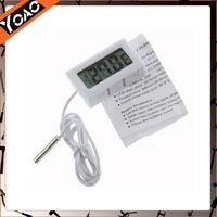 Mini Digital LCD Infrared Themometer Temperature Random Color Wholesale BR RU