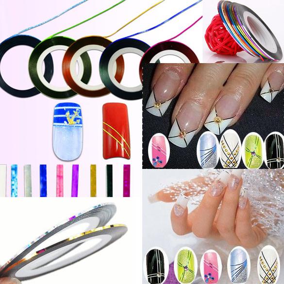 Стразы для ногтей Vakind 10 Stick FE #8 1001