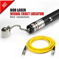20mw 20km pen Optical Fiber Cable Fault Locator fiber testing prdf589(BOB-VFL650-5S)