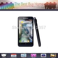 Original Lenovo P770 3G WCDMA GPS Dual Core MTK6577 4.5''IPS Android 4.1  WIFI 5MP 4GB ROM + 1GB RAM S960 S650 E71 F8
