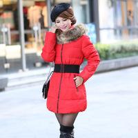 new 2014 Fashion Parkas Winter Down jacket women clothing winter coat women winter color overcoat women jacket parka womens