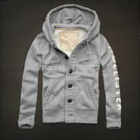 2014 Hot Sale Famous Brand Mens Hoodies Sweatshirts Male hoodies mens Hooded Sweater Jacket Coat Cotton  men