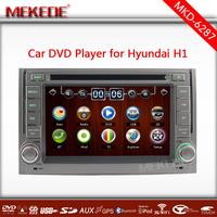 Multilingual Menu Car Multimedia player Fit For Hyundai H1/STAREX/IMAX/ILOAD/I800 built-in Radio IPOD DVD GPS Bluetooth ATV 3G