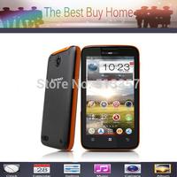 Original Lenovo S750 3G WCDMA GPS MTK6589 Quad Core 4.5''IPS Android 4.2 WIFI 8MP 4GB ROM + 1GB RAM S960 S650 E71 F8