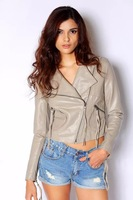 Free shipping 2014 za* Top Quality oversize women jacket sweater  American apparel Autumn-Winter  2 colors