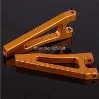 HSP 06039 Upgrade Parts RC 1/10 Aluminum Front Upper Arm 166018 Gold