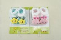 Free shipping Baby Socks newborn lot With Animal Baby Outdoor Shoes Baby Anti-slip Walking Children Sock kid's Gift 10pcs/lot