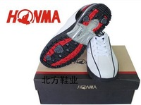 Free shipping new Authentic HONMA golf shoes male Japanese brand golf shoes men's shoes