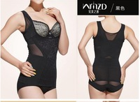 Lady Sexy Corset Slimming Suit Shapewear Body Shaper Carry buttock belly in breast beautiful body underwear New Free shipping