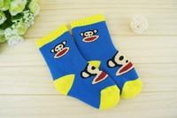 10 pair/lot Baby Socks Kids Baby Unisex  Animal Cartoon boys Socks 0-9 years