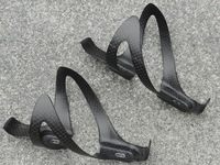 Carbon Matt Cycling Water Bottle Cage for Cyclocross Road Mountain Bike MTB -  2 pcs cages CG001
