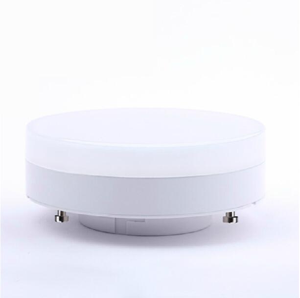 GX53 LED Bulb 8W 16*5730SMD 550LM 6000K Cool White Light LED Cabinet Lamp(AC100-265V)(China (Mainland))