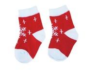 20 pair/lot Baby Christmas Socks Kids Baby Christmas gifts Socks 0-1 years