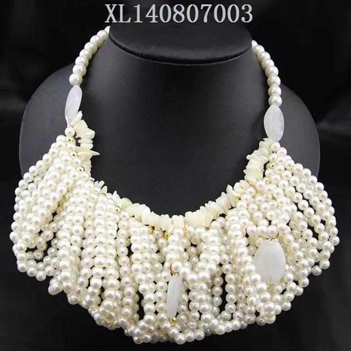 Cheap Fashion Jewelry Pearls New Women Fashion Jewelry