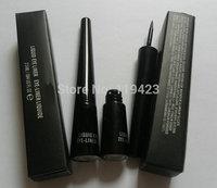 10pcs/lot cheap brand makeup hot MC Liquid Eyeliner / Eye Liner liquide color Black , blue dropship free shipping