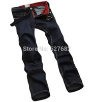 2014 New Coming Leisure Casual Retail Men's Four Season Jeans Denim Jeans Men's Jeans Pants High Quality Sports 28-38 Black