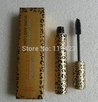 5PCs Hot High quality Cheap MC Brand eyes Makeup More and Longer Beautiful Mascara Black Dropship Free shipping