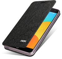 Meizu MX4 ,Case Cover For Meizu MX4  Mofi Brand High Quality PU Leather MX4 Flip Stand  Function +Gifts