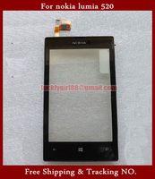 100% Original&new Prestigio Touchscreen forfor Nokia Lumia 520 Touch Screen Digitizer Glass Replacement Highscreen In stock
