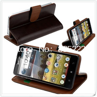 5Colors Lenovo S820 High Quality Flip PU Leather Case Cover Free Shipping