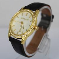 Fashion Leather Strap Watches - Quartz Women Dress Watches - Wristwatches  Luxury Brand - Watches Women Fashion Luxury Watch