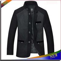 New Style Jackets for Men Coats Winter and Autumn Jacket Slim Men's Jacket Winter Coat Fashion Men Overcoat Costume Mens Jacket