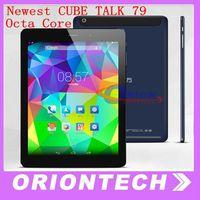 7.9 Inch Cube Talk 79 U55GT-C8 MT8392 Octa Core 2.0GB/16GB Tablet PC  3G Phone Call 2048x1536 IPS 8.0MP Camera Cube Talk79