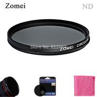 Free Shipping Professional Zomei 52mm CPL Filter Polarization Lens Light Transmittance Filtro  for Sony  Nikon SLR Camera