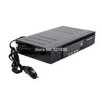1080P Full HD Digital Terrestrial Receiver MPEG4 H.264 DVB-T2 TV Set Top Box Tuner  Digital Video Broadcast  free shipping