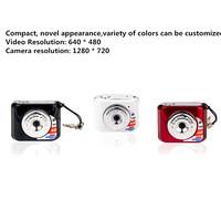 Smallest Mini HD 640X480 Video Camera Mini DV  x3  free shipping