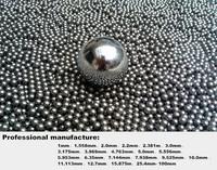 Bearing Ball Steel Ball Diameter 12mm Smooth Surface