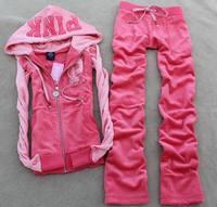 Brand New Fashion Americans Women sports set Velvet tracksuit women brand Women sports suits,homies,Hoodies & Pants SIZE S--XL