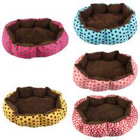 Fantastic Soft Fleece Pet Dog Puppy Cat Warm Bed House Plush Cozy Nest Mat Pad Feida