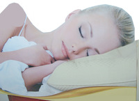 Deep sleep magnetic natural therapy neck support pillow