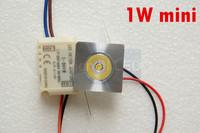 15pcs/lot Free Shipping 1W LED spotlight high power light cabinets, wine cooler light ceiling light AC85-265v