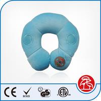 U Shape MP3 Music Travel Pillow
