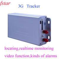 Free shipping 3G tracker use USIM card/ support WCDMA 3G network and GSM network