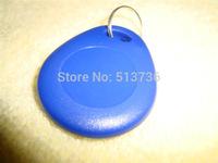 125khz TK4100 EM-ID rfid access control keyfob keychain keytag