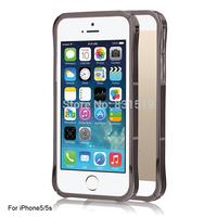 High Quailty Zinc Alloy Phone Border Bumper Moblie Phone Cover Case For iphone 5 5s Phone   Cases