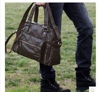Men's bags Handbag Shoulder Bag Messenger Bag man Chao Korean travel bag casual bag bag bag