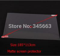 50pcs/Lot!!Size 185*113 cm Universal 7 inch tablet matte screen protector,matte screen protector for 7 inch tablet/MID/GPS/MP4