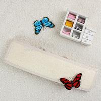 2 pcs Natural Exfoliating Loofa Loofah scrub belt Back Strap Bath Spa Sponge Brush Foam Bath Towel Body CLeaning Free shipping