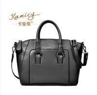 Handbags 2014 new Miss Han Ban candy-colored crocodile bag casual shoulder bag large hand bag diagonal