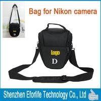 Soft Carrying Waterproof Camera Case Bag For Nikon DSLR D7100 D7000 D5300 D5200 D5000 D3300 D3200 D3100 D3000 D90 D80 P600 P520