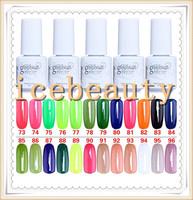 3PCS/LOT 2014 Hot Sale In New 073-168 Colors Gelpolish UV Gel Polish 5ml Nail Gel X047
